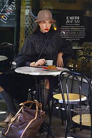 Nicole Kotsanta makeup artist (μακιγιέρ). Work by makeup artist Nicole Kotsanta demonstrating Editorial Makeup.Editorial Makeup Photo #206858
