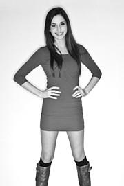 Nicole Louise model. Photoshoot of model Nicole Louise demonstrating Fashion Modeling.Fashion Modeling Photo #96755