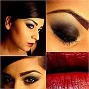 Nikita Sharma makeup artist. makeup by makeup artist Nikita Sharma. Photo #99772