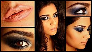 Nikita Sharma makeup artist. makeup by makeup artist Nikita Sharma. Photo #99775
