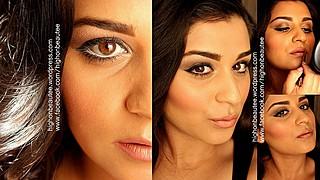 Nikita Sharma makeup artist. makeup by makeup artist Nikita Sharma. Photo #99776