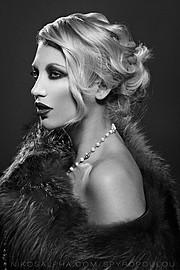 Nikos Vasilakis photographer (Νίκος Βασιλάκης φωτογράφος). Work by photographer Nikos Vasilakis demonstrating Portrait Photography.Portrait Photography,Beauty Makeup Photo #47483