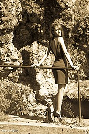 Noemi Straforini model (modella). Modeling work by model Noemi Straforini. Photo #92348