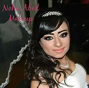 Noha Abed makeup artist. Work by makeup artist Noha Abed demonstrating Bridal Makeup.Bridal Makeup Photo #111436