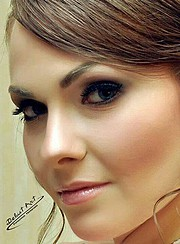 Noha Abed makeup artist. Work by makeup artist Noha Abed demonstrating Beauty Makeup.Beauty Makeup Photo #111439