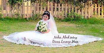 Noha Abed makeup artist. Work by makeup artist Noha Abed demonstrating Bridal Makeup.Bridal Makeup Photo #111443