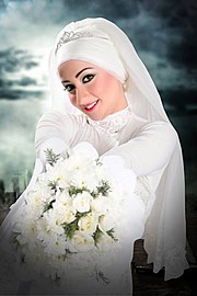 Noha Abed makeup artist. Work by makeup artist Noha Abed demonstrating Bridal Makeup.Bridal Makeup Photo #111445