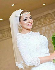 Noha Abed makeup artist. Work by makeup artist Noha Abed demonstrating Bridal Makeup.Bridal Makeup Photo #111446