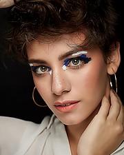 Noha Elhalawany makeup artist. Work by makeup artist Noha Elhalawany demonstrating Beauty Makeup.Beauty Makeup Photo #212509
