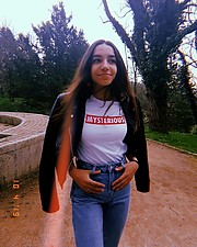 Nour Mahgoub model. Photoshoot of model Nour Mahgoub demonstrating Fashion Modeling.Fashion Modeling Photo #209026