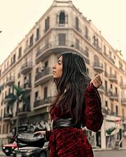 Nourhan El Nakhal fashion model. Photoshoot of model Nourhan El Nakhal demonstrating Fashion Modeling.Fashion Modeling Photo #219131