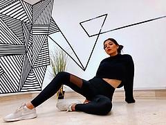 Nourhan El Nakhal fashion model. Photoshoot of model Nourhan El Nakhal demonstrating Fashion Modeling.Fashion Modeling Photo #219135