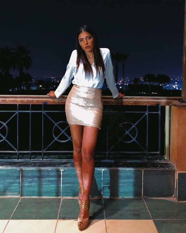 Nourhan El Nakhal fashion model. Photoshoot of model Nourhan El Nakhal demonstrating Fashion Modeling.Fashion Modeling Photo #219258