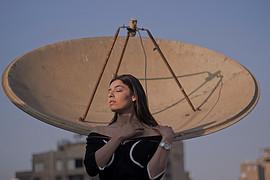 Nourhan El Nakhal fashion model. Photoshoot of model Nourhan El Nakhal demonstrating Fashion Modeling.Fashion Modeling Photo #225361