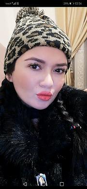 Nourhane Ibrahim Model