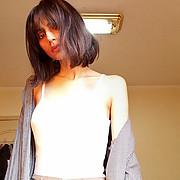 Nuran Khalid model. Photoshoot of model Nuran Khalid demonstrating Fashion Modeling.Fashion Modeling Photo #231741