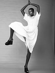 Nyawal Bukjok model. Photoshoot of model Nyawal Bukjok demonstrating Fashion Modeling.Fashion Modeling Photo #114250