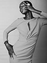 Nyawal Bukjok model. Photoshoot of model Nyawal Bukjok demonstrating Fashion Modeling.Fashion Modeling Photo #114253