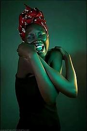 Nyayiena William model. Photoshoot of model Nyayiena William demonstrating Fashion Modeling.Fashion Modeling Photo #197252
