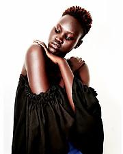 Nyayiena William model. Photoshoot of model Nyayiena William demonstrating Fashion Modeling.Fashion Modeling Photo #197319