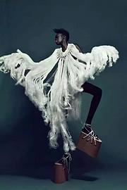 Nyayiena William model. Photoshoot of model Nyayiena William demonstrating Fashion Modeling.Fashion Modeling Photo #197324
