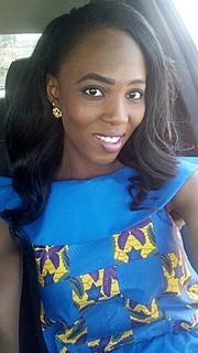 Olayemi Olanrewaju model. Photoshoot of model Olayemi Olanrewaju demonstrating Face Modeling.Face Modeling Photo #177168
