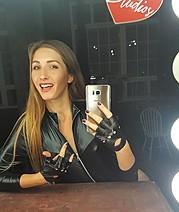 Olga Aleshicheva model (модель). Modeling work by model Olga Aleshicheva. Photo #175824