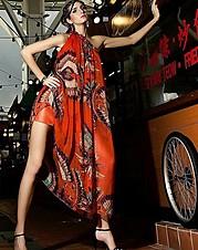 Olga Aleshicheva model (модель). Photoshoot of model Olga Aleshicheva demonstrating Fashion Modeling.Fashion Modeling Photo #175840