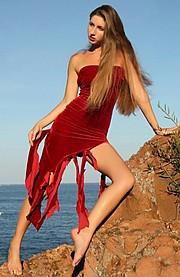Olga Aleshicheva model (модель). Photoshoot of model Olga Aleshicheva demonstrating Fashion Modeling.Fashion Modeling Photo #185484