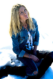 Olga Boyko model (modella). Photoshoot of model Olga Boyko demonstrating Fashion Modeling.Fashion Modeling Photo #95721