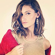 Olga Boyko model (modella). Photoshoot of model Olga Boyko demonstrating Face Modeling.Face Modeling Photo #95734