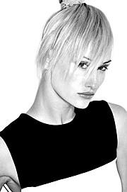Olga Boyko model (modella). Photoshoot of model Olga Boyko demonstrating Face Modeling.Face Modeling Photo #95738