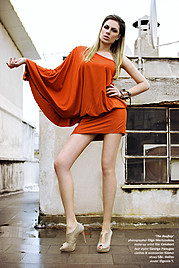 Olga Martzoukou photographer (φωτογράφος), Ria Kanakari makeup artist (Ρία Κανακάρη μακιγιέρ). Work by photographer Olga Martzoukou demonstrating Fashion Photography in Beauty Makeup done by Ria Kanakari.Fashion Photography,Beauty Makeup Photo #819