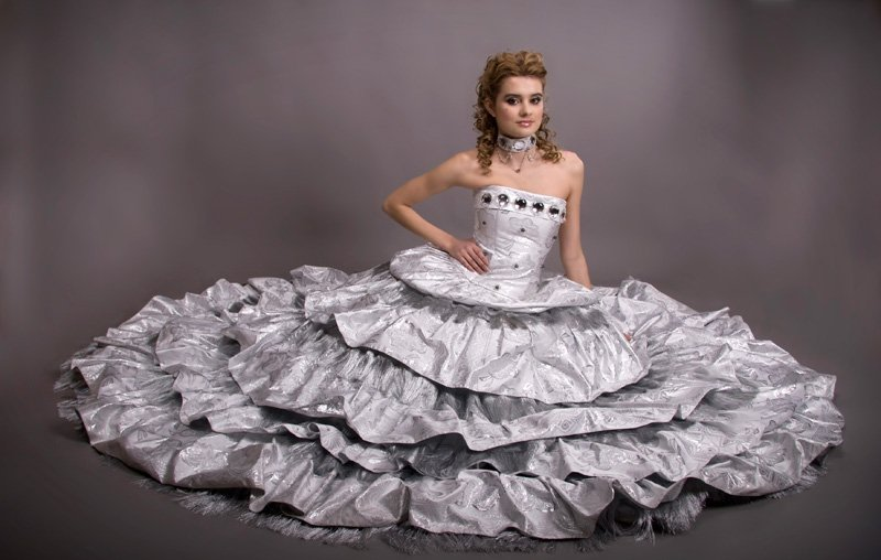Olga Rusan fashion designer (модельер). design by fashion designer Olga Rusan.Fashion Photography Photo #60963