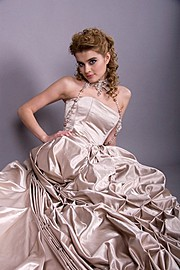 Olga Rusan fashion designer (модельер). design by fashion designer Olga Rusan.Fashion Photography Photo #60964