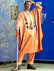 Olubayi Olubayi model. Photoshoot of model Olubayi Olubayi demonstrating Fashion Modeling.Fashion Modeling Photo #229684
