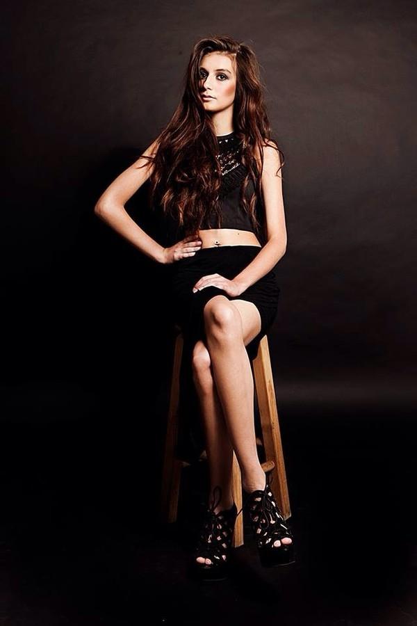 Olympia Nahtalia model. Photoshoot of model Olympia Nahtalia demonstrating Fashion Modeling.Fashion Modeling Photo #90528