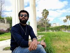 Omar Abdou model. Photoshoot of model Omar Abdou demonstrating Commercial Modeling.Commercial Modeling Photo #206409