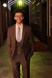 Omar Hassan is a Egyptian model currently based in Cairo. He is 21 years old Studying at MSA University and University of Greenwich. his Hob
