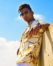 Omar Khaled Hussein model. Photoshoot of model Omar Khaled Hussein demonstrating Fashion Modeling.Fashion Modeling Photo #217016