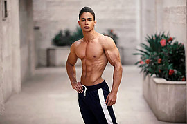 Omar Fitt is a model based in Cairo. Omar has wan the MucsleMania Arabia title and is experienced in body building. His modeling experience