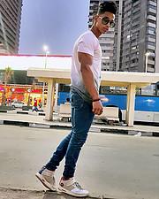 Omar Khaled Hussein model. Photoshoot of model Omar Khaled Hussein demonstrating Fashion Modeling.Fashion Modeling Photo #217136