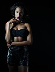 Onyeka Deborah model. Photoshoot of model Onyeka Deborah demonstrating Fashion Modeling.Fashion Modeling Photo #102661