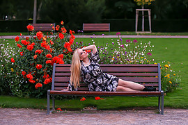 "Panagiotis Limperopoulos (Παναγιώτης Λυμπερόπουλος) fashion photographer. Work by photographer Panagiotis Limperopoulos demonstrating Fashion Photography in a photo-session with the model Ioanna Dementi (Presenter - Journalist 24 Hours Europe).""Tim"
