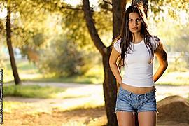Panagiotis Lymperopoulos (Παναγιώτης Λυμπερόπουλος) fashion photographer. Work by photographer Panagiotis Lymperopoulos demonstrating Fashion Photography in a photo-session with the model Xrusa Mpakolia.Model: Xrusa MpakoliaLocation:Tritsis ParkFas