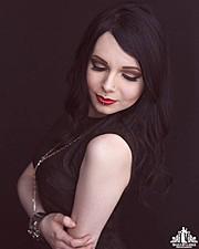 Patricia Absinthe model. Photoshoot of model Patricia Absinthe demonstrating Face Modeling.Face Modeling Photo #91329