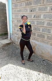 Patricia Mwikali Fashion Designer