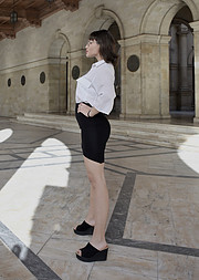Patricia Vishan Μοντέλο