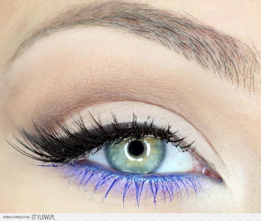Patrycja Robakowska makeup artist (makijażysta). Work by makeup artist Patrycja Robakowska demonstrating Creative Makeup.Creative Makeup Photo #43220