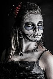 Patrycja Robakowska makeup artist (makijażysta). Work by makeup artist Patrycja Robakowska demonstrating Beauty Makeup.Beauty Makeup Photo #78563
